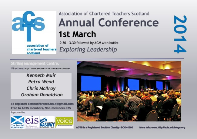 ACTS Conference 2014